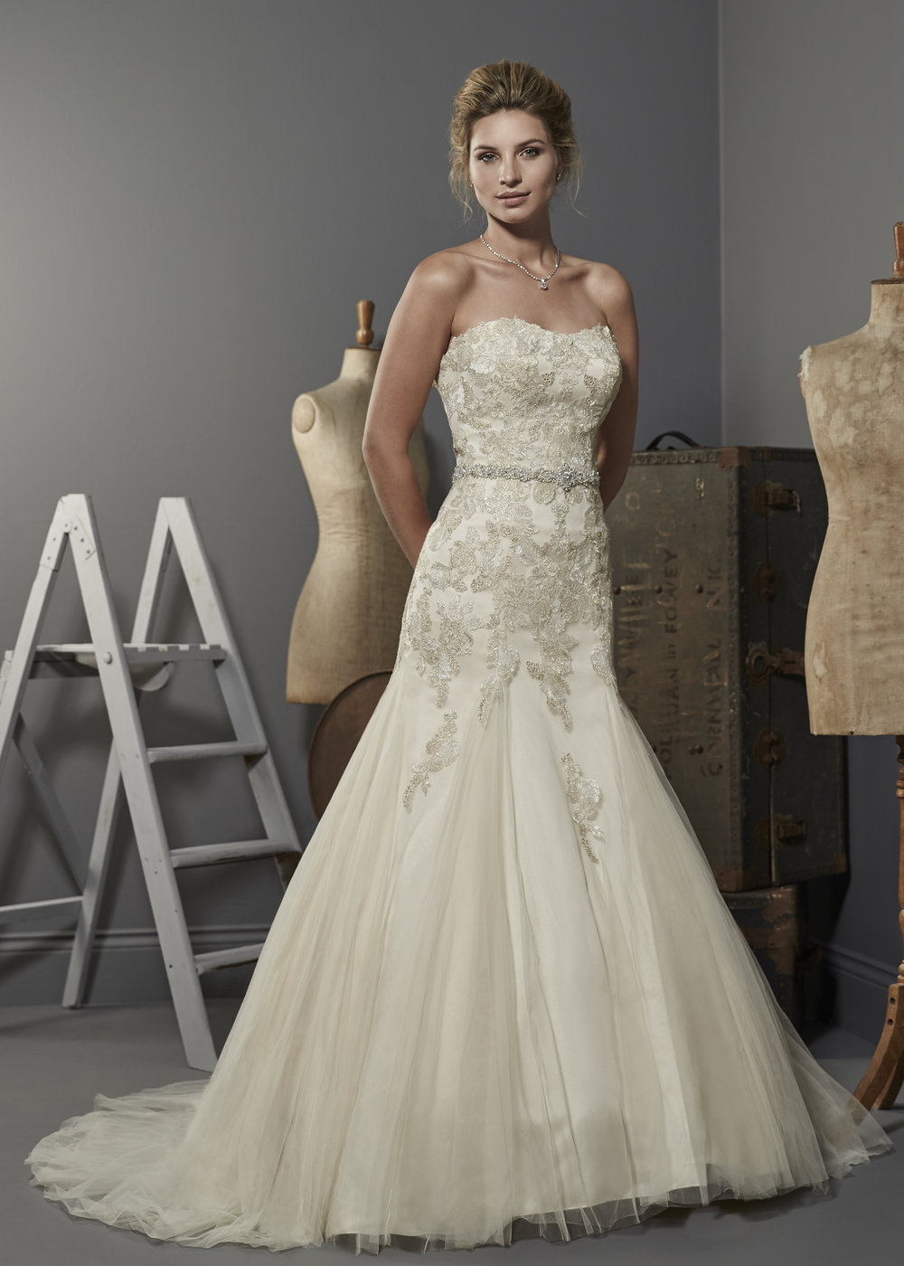 Romantica Wedding Dress at The Kent Wedding Centre