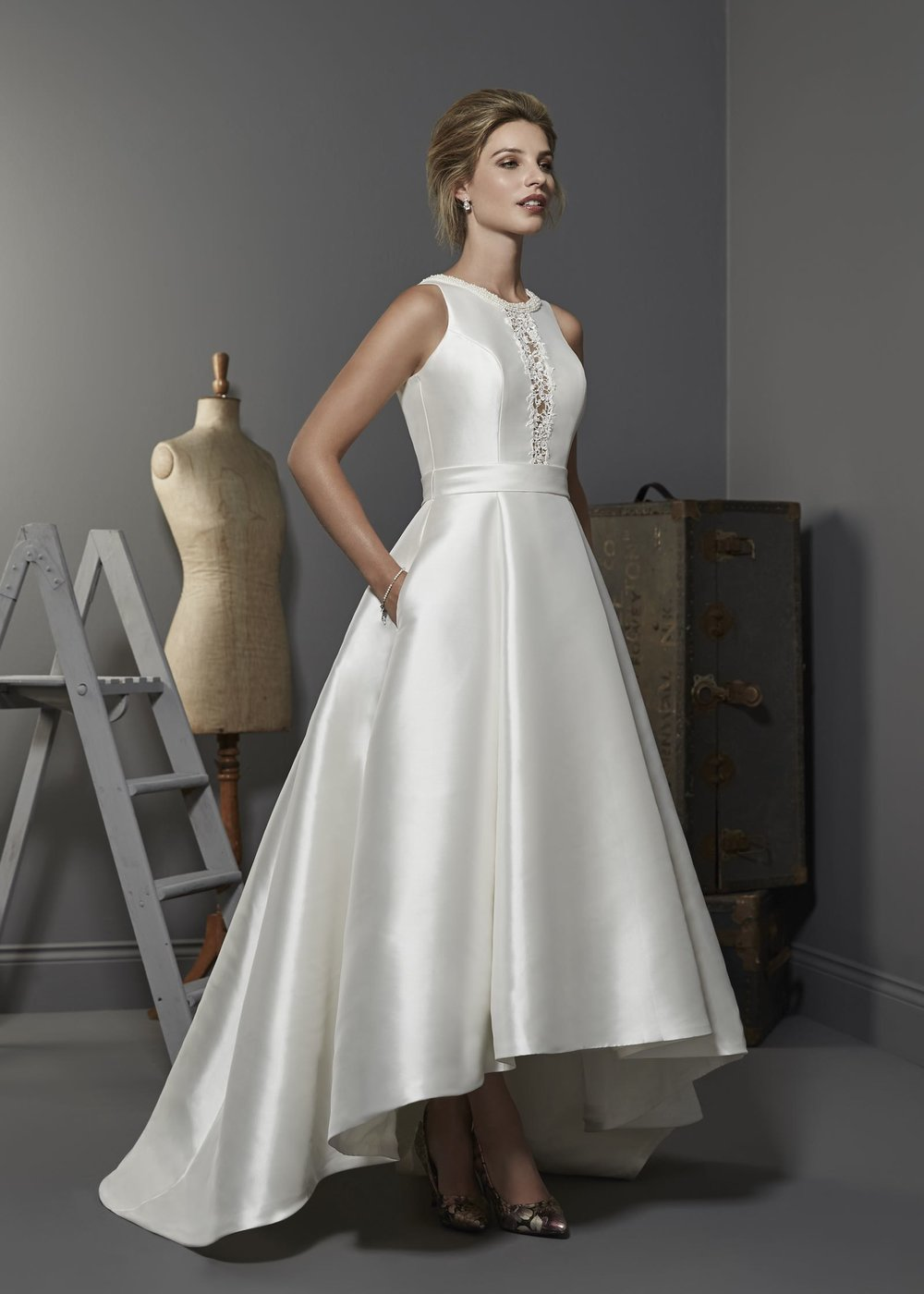 Aruba Wedding Dress Romantica Bridal in Kent