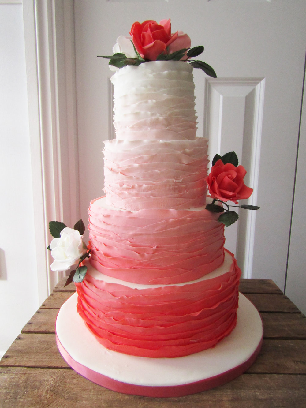modern bespoke wedding cakes in kent.jpg
