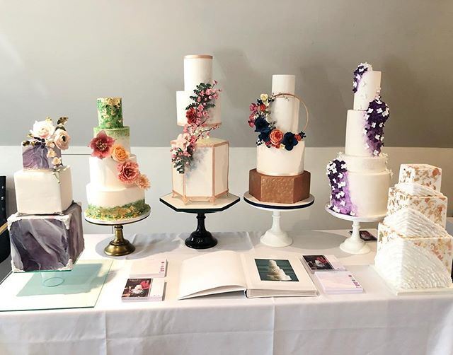 Gorgeous #WeddingCake display from @cbcakery last weekend! We can't get enough of their scrumptious creations! 😋 . . . . . . . #weddingideas #weddingplanning #bridetobe #weddinginspiration #engaged #weddingparty #weddingday #weddingcake #weddingdress #weddinggown #weddinginspo #ido #instawedding #weddingphotographer #weddingphotography #gettingmarried #engagement #bride #weddingflowers #shesaidyes #dreamwedding #ceremony #weddings #instabride #unforgettable #destinationwedding #birthdaycake #weddingplanner