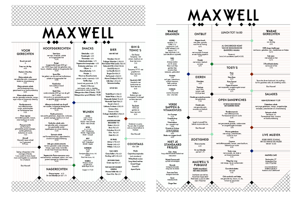 CAFE MAXWELL BY STUDIO MODIJEFSKY