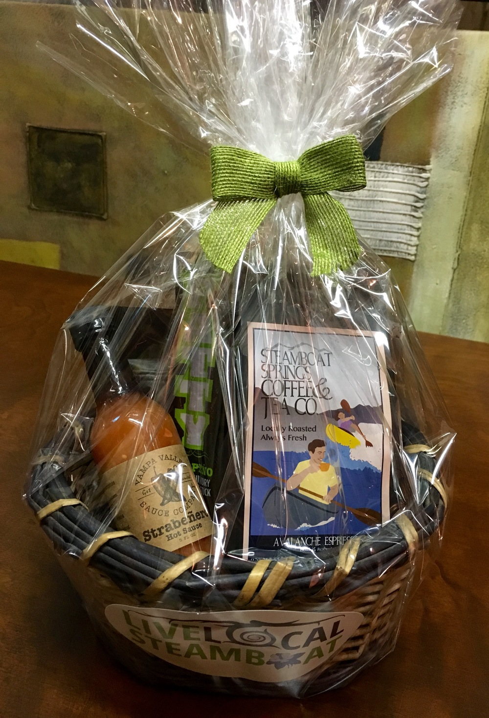 Share Some Love Basket Live Local Steamboat Gift Baskets