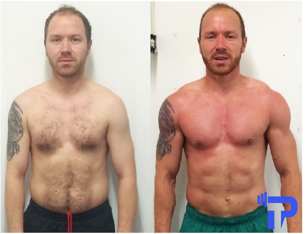Kelvin Davies - Real people, Real Results Achieved With An Online Personal Trainer UK