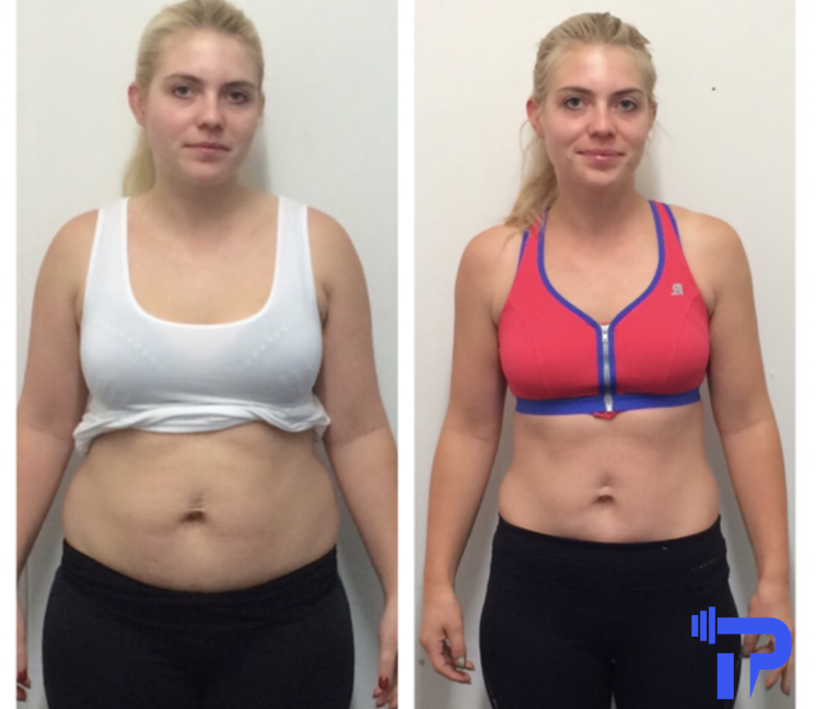 Ashley Turnbulls - Real people, Real Results Achieved With An Online Personal Trainer UK