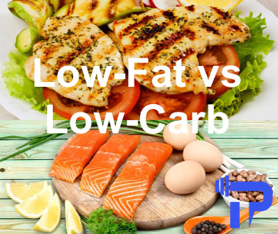 Low-Fat vs Low-Carb - Online Personal Trainer