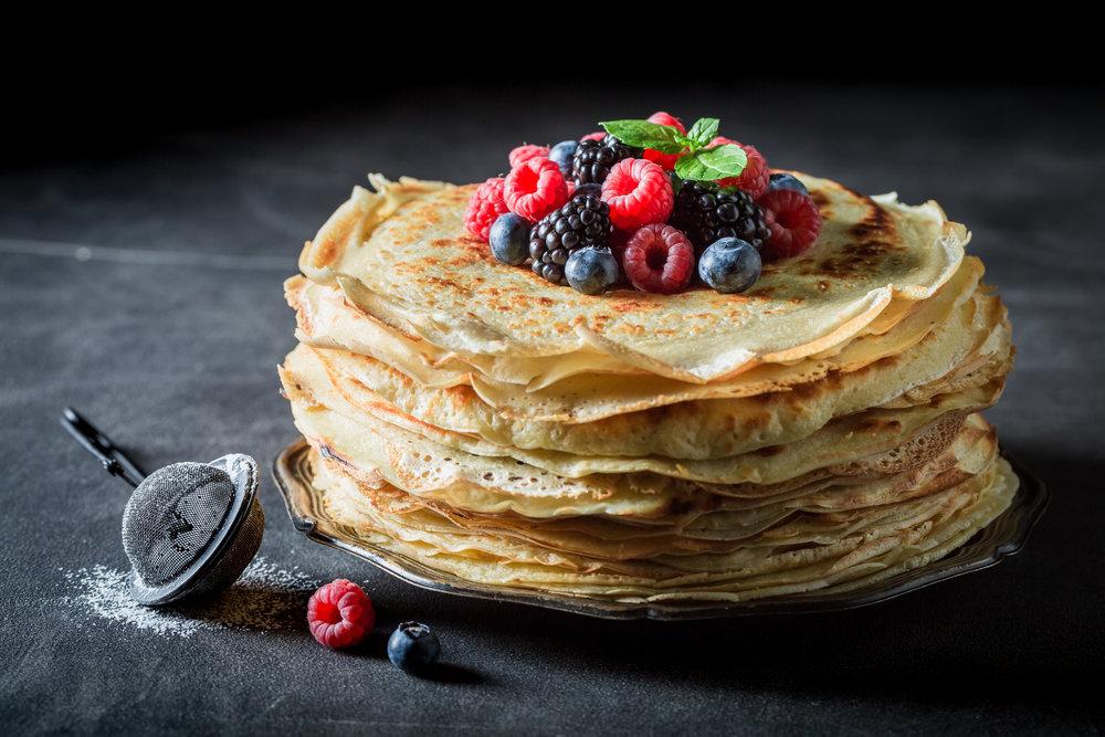 Online Personal Trainer Breakfast Recipes - Light 'n' Low Pancakes.jpg