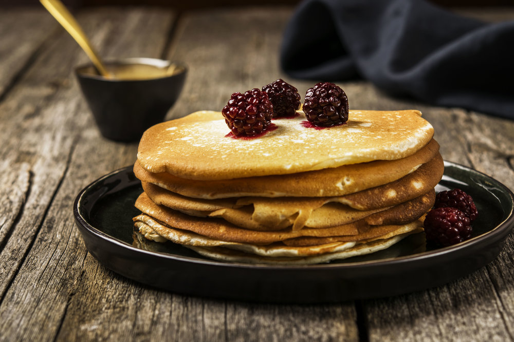 Online Personal Trainer Breakfast Recipes - Oatie Banana Breakfast Pancakes.jpg