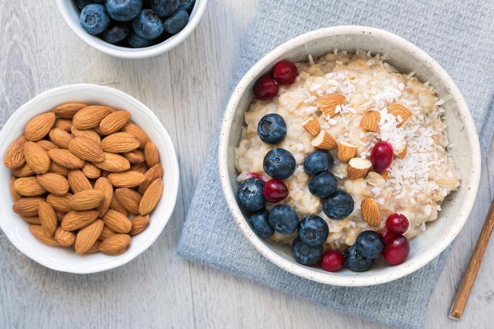 Online Personal Trainer Breakfast Recipes - Very Berry Porridge.jpg