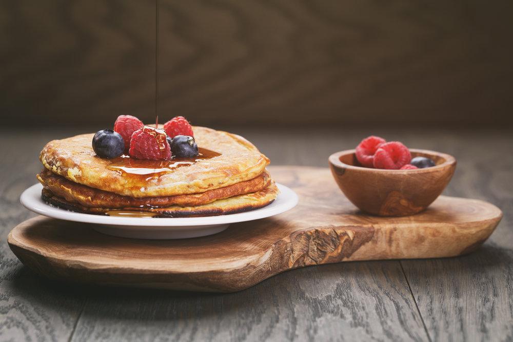 Online Personal Trainer Breakfast Recipes - Vanilla Pancake Brunch.jpg