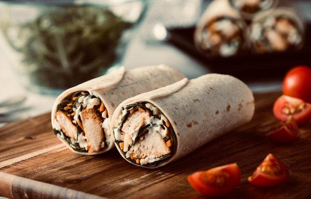 Turkey & Tomato Salsa Wraps - Online Personal Trainer.jpg