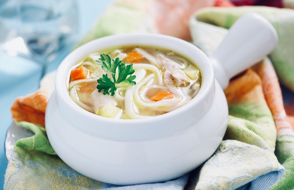 Online Personal Trainer Lunch Recipes -Chicken & Celery Noodle Soup.jpg