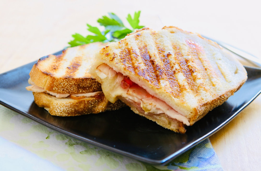 Online Personal Trainer Lunch Recipes - Turkey Melt.jpg