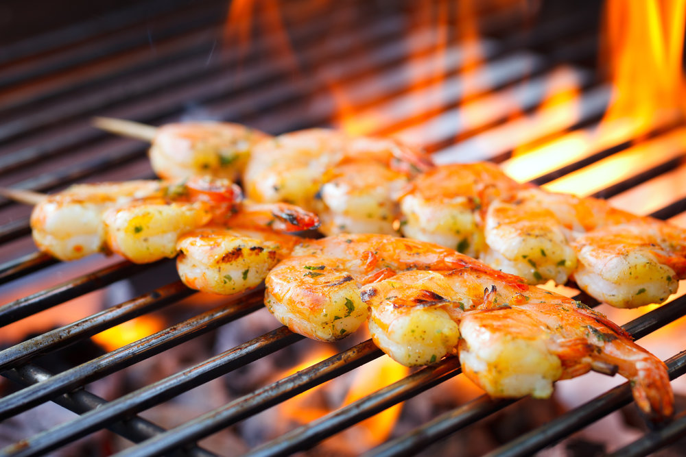 Online Personal Trainer Lunch Recipes -Grilled Chilli Prawns.jpg