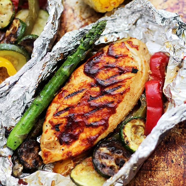Online Personal Trainer Main Meal Recipes -BBQ Vegan Chicken.jpg