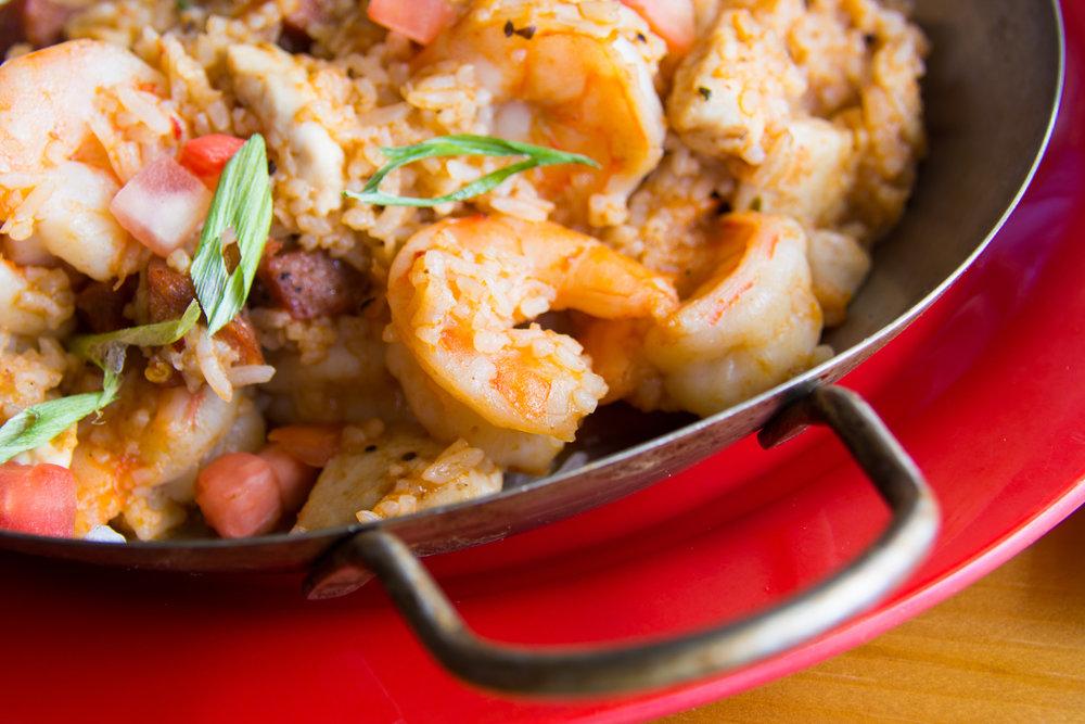 Online Personal Trainer Main Meal Recipes -Chicken & Prawn Jambalaya