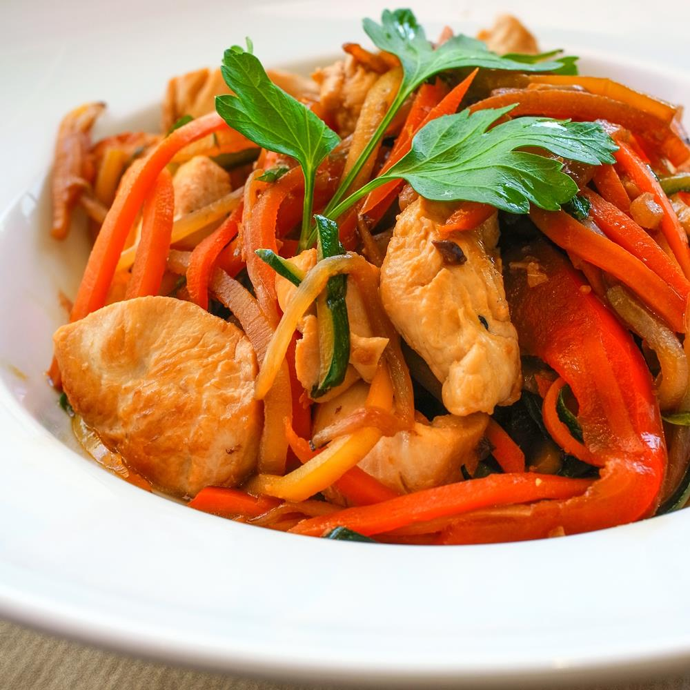 Online Personal Trainer Main Meal Recipes - Shanghai Chicken.jpg