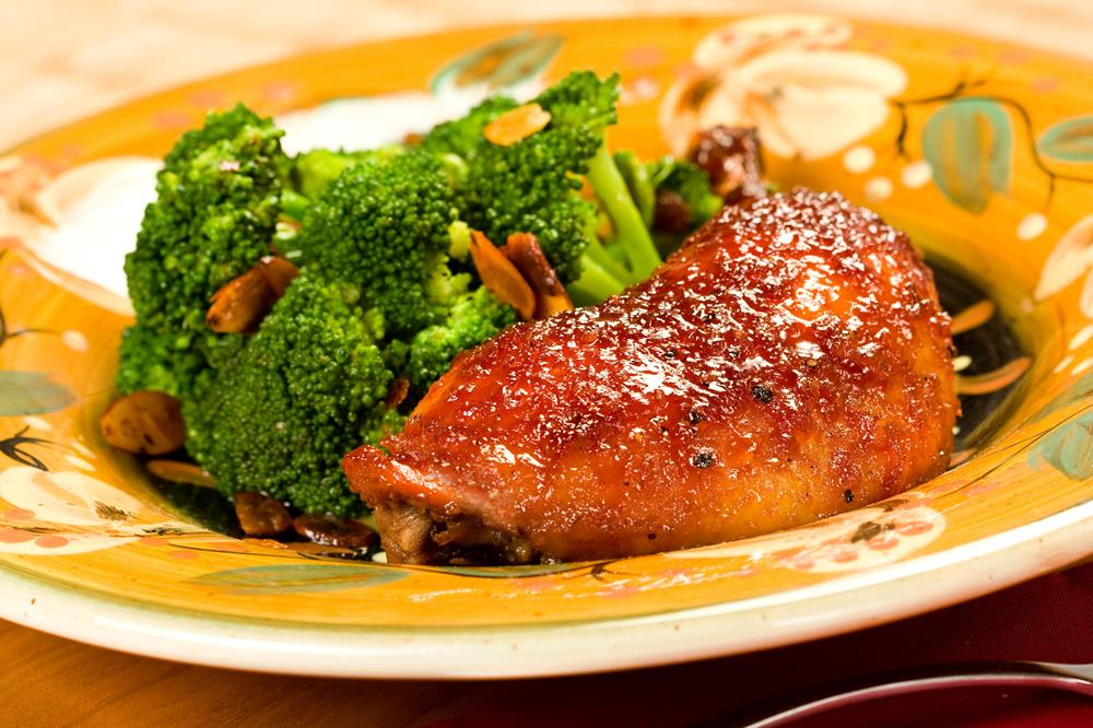 Online Personal Trainer Main Meal Recipes - Warrior Chicken.jpg