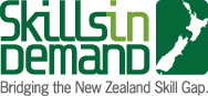 new zealand skills in demand logo