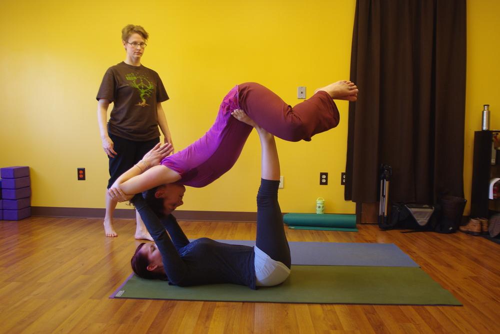 Acro Yoga Minneapolis