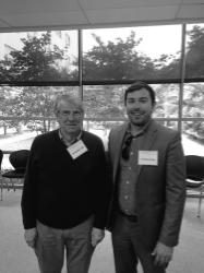 SIBER President Chris Cullis & CBG President Christian Graves