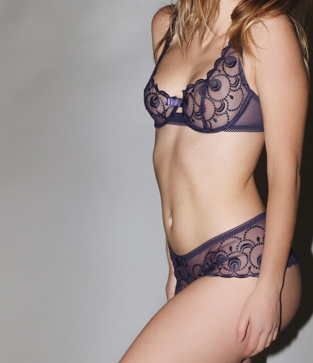 Lingerie by Passionata, provided by Bellefleur