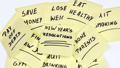 a new brand of new years resolutions