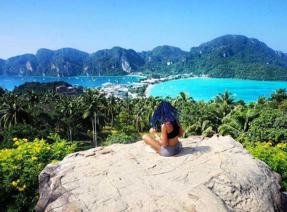 // KOH PHI PHI ISLAND, THAILAND