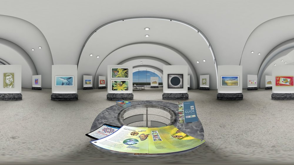 The Virtual Stamp Gallery