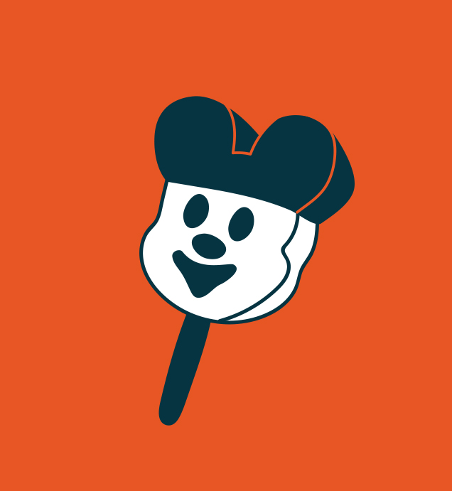 52. mickey mouse ice cream bars  (marianne v)