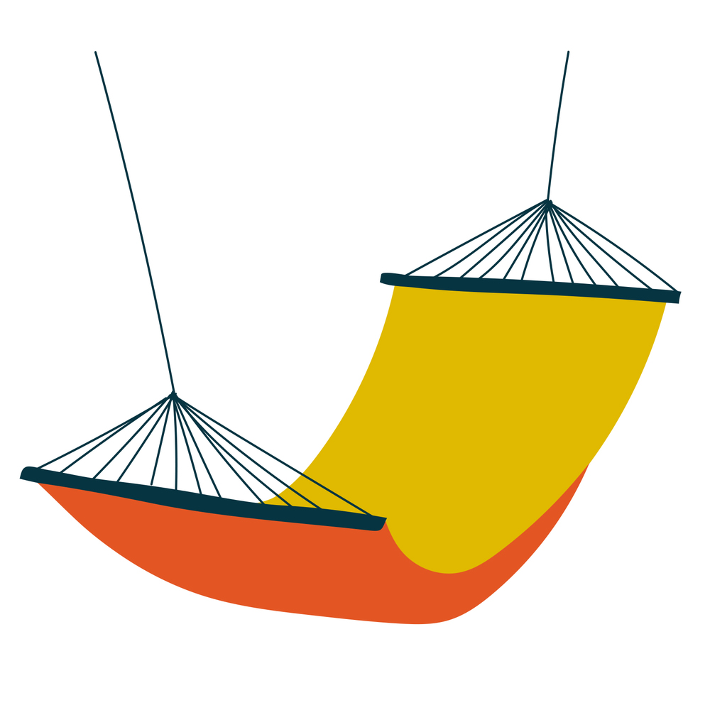 79. naps in hammocks