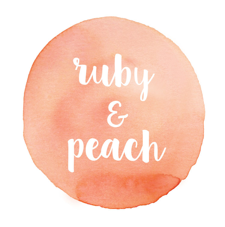 Ruby and Peach