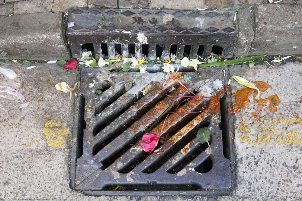 Sewer Grate, Hong Kong