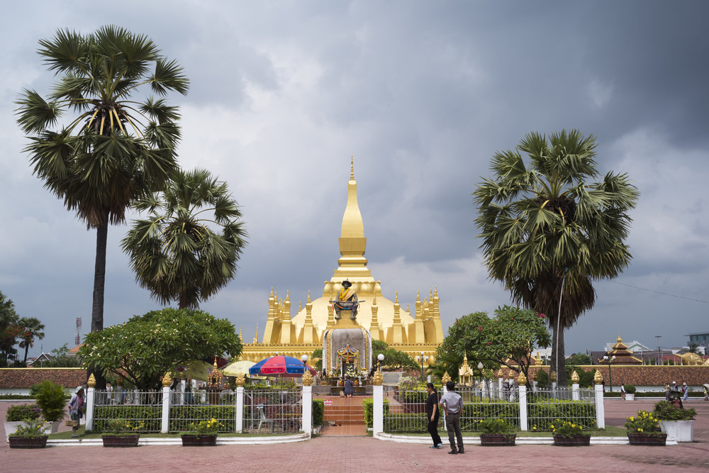 Vientiane - Laos , The Tourist Landscape