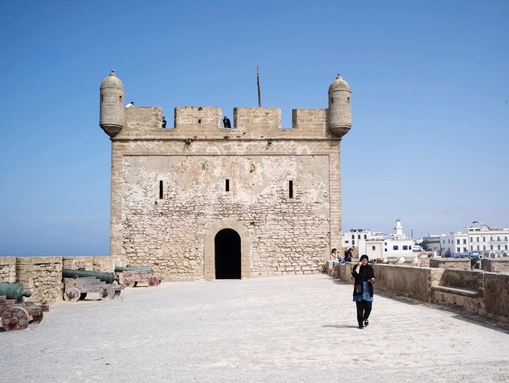 - Essaouira Citadel