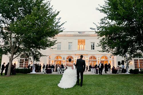 NYC Wedding Planner Andrea Freeman Events Wadsworth Mansion