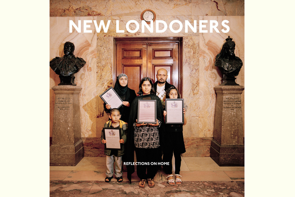New Londoners book cover, published by Trolley Books