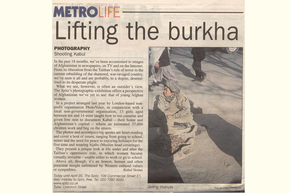 Metro, 2003