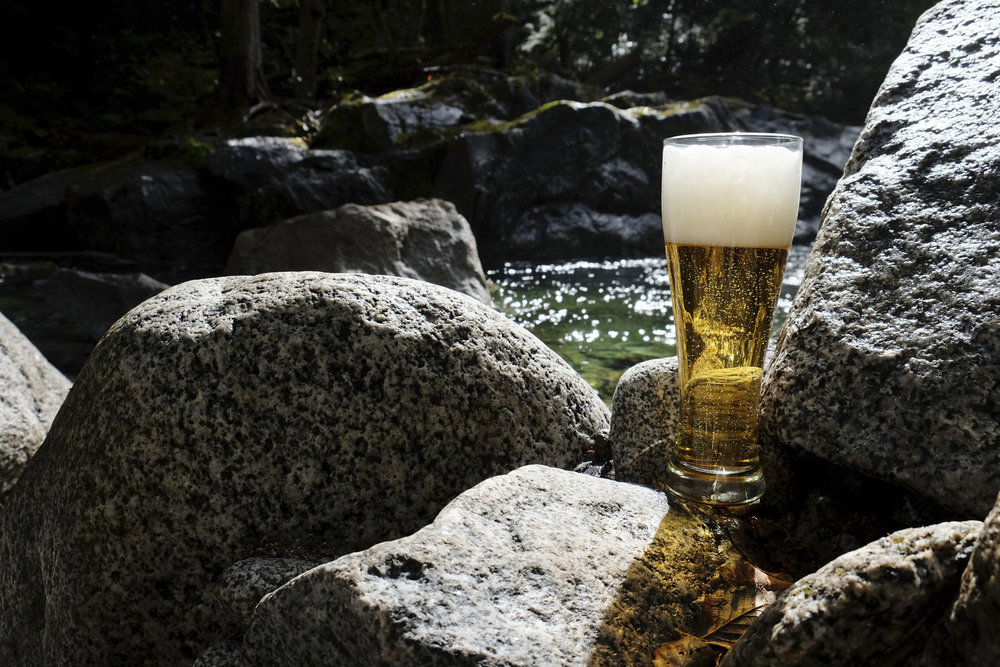 Clean water for healthy hops