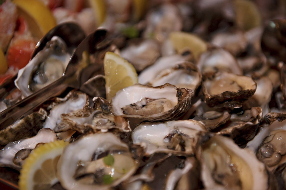 Washington is the country's top provider of farmed oysters, clams and mussels. Photo by Barbie Hull.