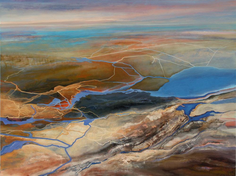 Anthropocene by Philip Govedare.