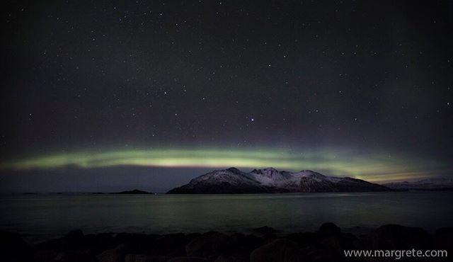 Nordlys. Aurora borealis.  Vakkert og magisk,  hører absolutt hjemme i eventyrenes verden.... Norway, the land of fairytales and aurora..
