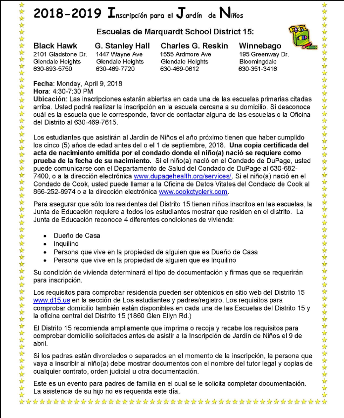 kind reg flyer 18-19 spanish.PNG