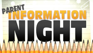 5th Grade Parent Night at Marquardt Middle School; April 24th; 6:00 pm
