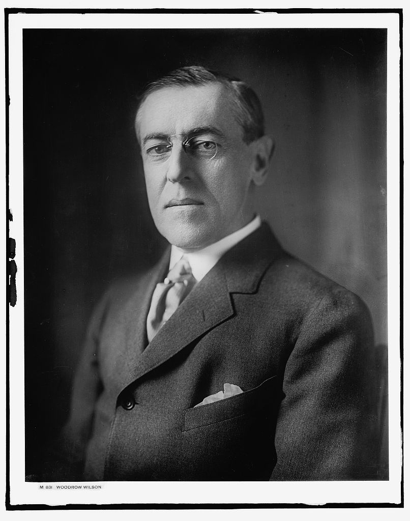 woodrow wilson history of u s w s suffrage woodrow wilson