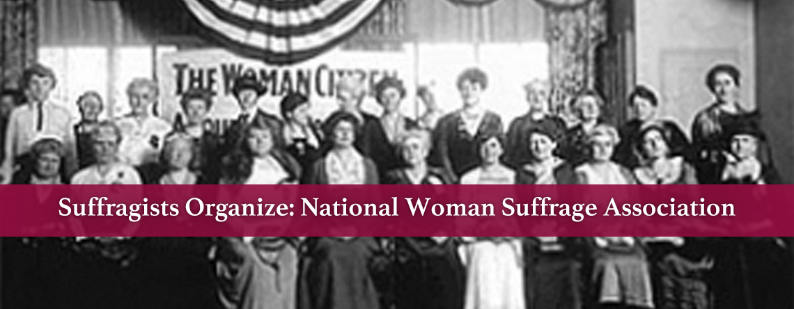 Women's suffrage movement essay