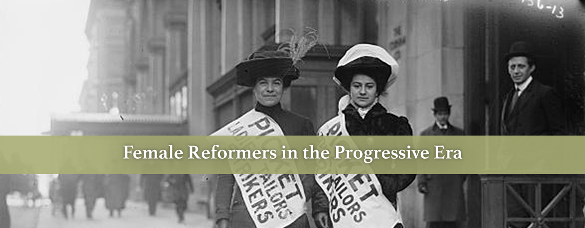 progressive era reformers history of u s woman s suffrage