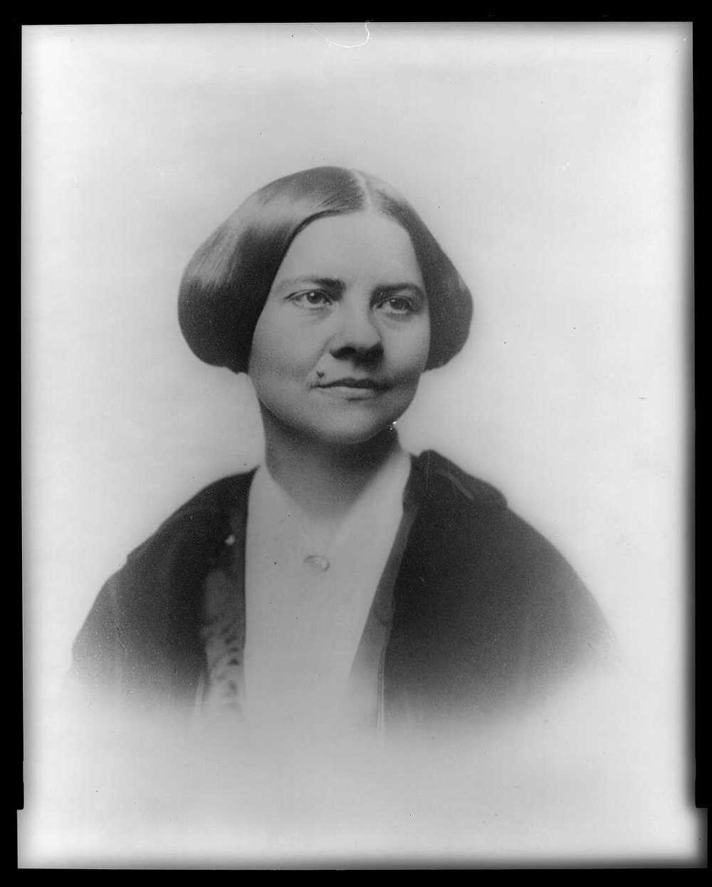 Lucy Stone's Marriage Protest