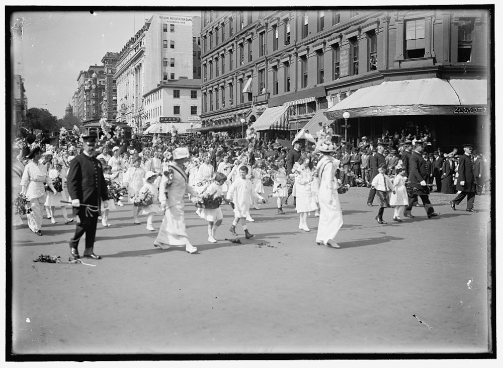 Woman Suffrage Parade