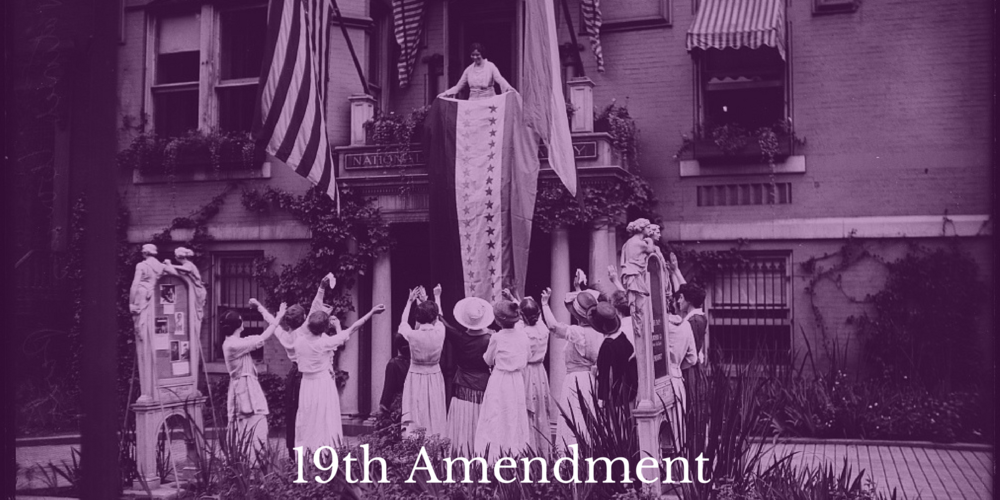 Lesson Plan 19th Amendment