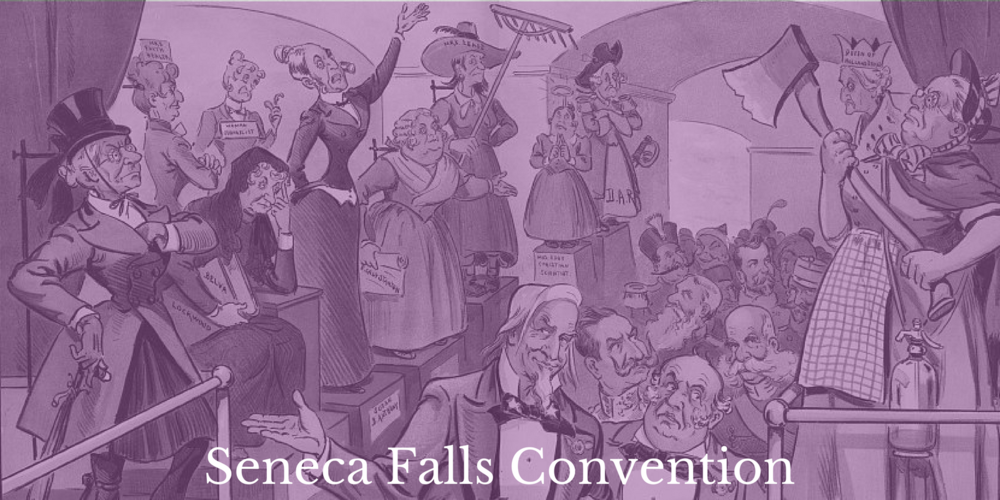 Lesson Plan-Seneca Falls Convention
